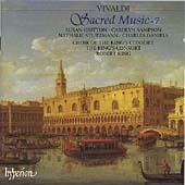 Vivaldi: Sacred Music Vol 7 / King, Stutzmann, et al