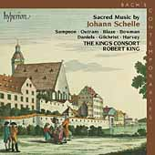 Bach's Contemporaries Vol 3 - Schelle / King, King's Consort