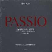 A.Part: Passio / The Hilliard Ensemble
