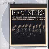 Tchaikovsky, Mendelssohn: Violin Concertos / Stern, et al
