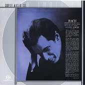 Bach: Italian Concerto, Partitas no 1 & 2 / Glenn Gould