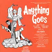 Anything Goes - 1962 Off Broadway Cast