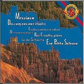 Messiaen: Des canyons aux etoiles, etc / Esa-Pekka Salonen