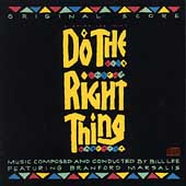 Do The Right Thing (Score)