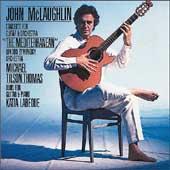 """McLaughlin: """"Mediterranean"""" Concerto, etc / John McLaughlin"""