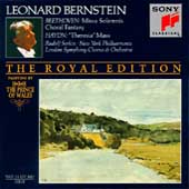 Leonard Bernstein - The Royal Edition Vol 11 - Beethoven