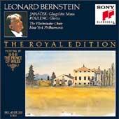 The Royal Edition - Janacek: Glagolitic Mass / Bernstein