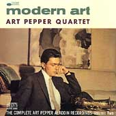 Modern Art: The Complete Art Pepper Aladdin Recordings-Vol. 2