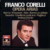 Franco Corelli - Opera Arias