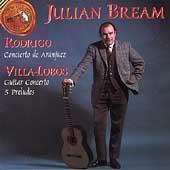 Rodrigo: Concerto de Aranjuez; Villa-Lobos: Concerto / Bream