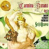 Orff: Carmina Burana / Ozawa, Boston Symphony Orchestra