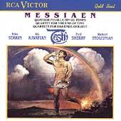 Messiaen: Quartet for the End of Time (1975) / Tashi
