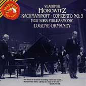 Rachmaninov:Piano Concerto No.3:Vladimir Horowitz(p)/Eugene Ormandy(cond)/New York Philharmonic Orchestra