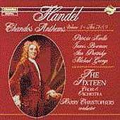 Handel: Chandos Anthems Vol 3 / Christophers, The Sixteen