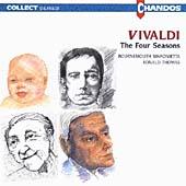 Vivaldi: Four Seasons / Thomas, Bournemouth Sinfonietta