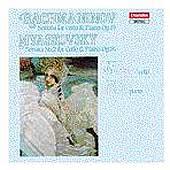 Miaskovsky, Rachmaninov: Cello Sonatas / Turovsky, Edlina