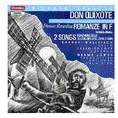 R. Strauss: Don Quixote, Romanze in F, 2 Songs /Jaervi, et al