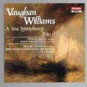 Vaughan Williams: A Sea Symphony / Thomson, London SO