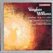 Vaughan Williams: Symphony no 9, etc / Thomson, Shelley