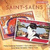 Saint-Saens: La Princesse Jaune, etc / Francis Travis, et al