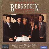 Bernstein: Arias & Barcarolles, etc / Kaye, Sharp