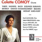 Colette Comoy - Chante