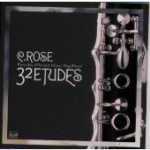 藤井一男 (Classic)/C.ローズ: 32のエチュード[ALCD-7030]