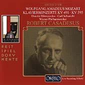 ロベール・カサドシュ/Mozart: Piano Concertos No.24, No.27[C536001DR]