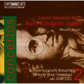 J.S.バッハ:ブランデンブルク協奏曲(全曲)