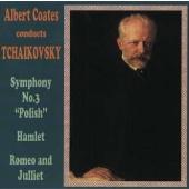チャイコフスキー:交響曲第3番「ポーランド」/幻想序曲「ロメオとジュリエット」 他@コーツ/LSO