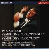 モーツァルト:交響曲 プラハ・リンツ