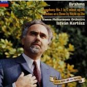 イシュトヴァン・ケルテス/ブラームス:交響曲第1番/ハイドンの主題による変奏曲<限定盤>[UCCD-7037]