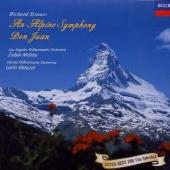 ズービン・メータ/R.シュトラウス:アルプス交響曲/ドン・ファン<限定盤>[UCCD-7094]