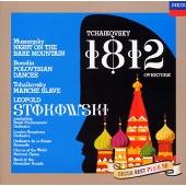 レオポルド・ストコフスキー/チャイコフスキー ムソルグスキー&ボロディン:管弦楽作品集[UCCD-7119]