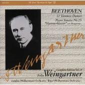 ベートーヴェン~ヴァインガルトナー編「ハンマークラヴィーア」(管弦楽版) 他《ヴァインガルトナー大全集Vol.24》