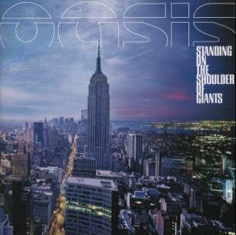 Oasis/スタンディング・オン・ザ・ショルダー・オブ・ジャイアンツ[ESCA-8118]
