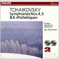 チャイコフスキー:3大交響曲集
