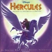 「英語版 ヘラクレス」オリジナル・サウンドトラック