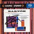 フリッツ・ライナー/バルトーク:管弦楽のための協奏曲 弦楽器、打楽器とチェレスタのための音楽/ハンガリー・スケッチ[BVCC-37416]