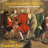 English Country Dances / The Broadside Band