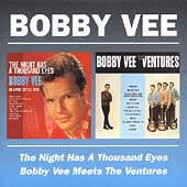 TOWER RECORDS ONLINEで買える「Bobby Vee/The Night Has a Thousand Eyes/Meets the Ventures[BGOCD408]」の画像です。価格は2,168円になります。