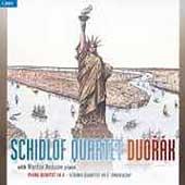 マーティン・ロスコー/Dvorak: Piano Quintet; String Quartet No 12. [CKD096]