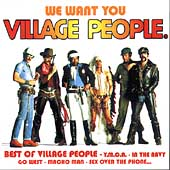 We Want You, Best Of The Village People
