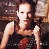 Beethoven: Violin Concerto; Bernstein: Serenade for Solo Violin