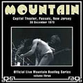 Mountain/Live At The Capitol Theater 1973 : Official Live Mountain Bootleg Series Vol.3[VPTMQ012CD]