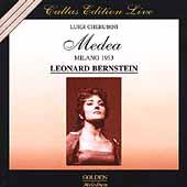 Cherubini: Medea / Bernstein, Callas, Barbieri, et al