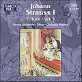 クリスティアン・ポラック/STRAUSS I, J:EDITION, VOL.9:CHRISTIAN POLLACK(cond)/SLOVAK SINFONIETTA ZILINA[8225285]