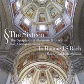 Symphony of Harmony & Invention - Bach, et al / The Sixteen