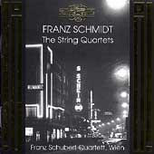 Schmidt: The String Quartets / Franz Schubert Quartett Wien