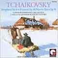 Tchaikovsky: Symphony no 4, etc / Rozhdestvensky, London SO